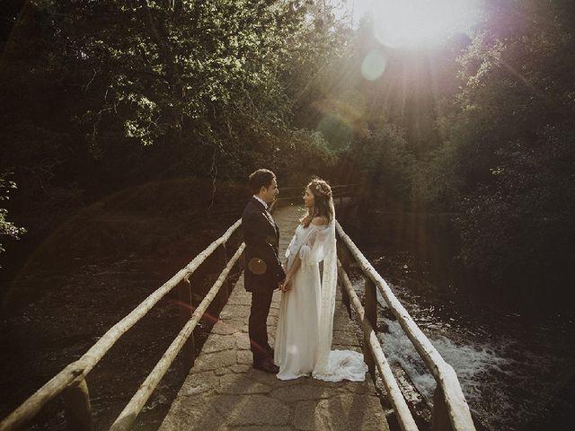 La boda de Samuel  y Raquel  en Santiago De Compostela, A Coruña 7