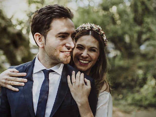 La boda de Samuel  y Raquel  en Santiago De Compostela, A Coruña 14