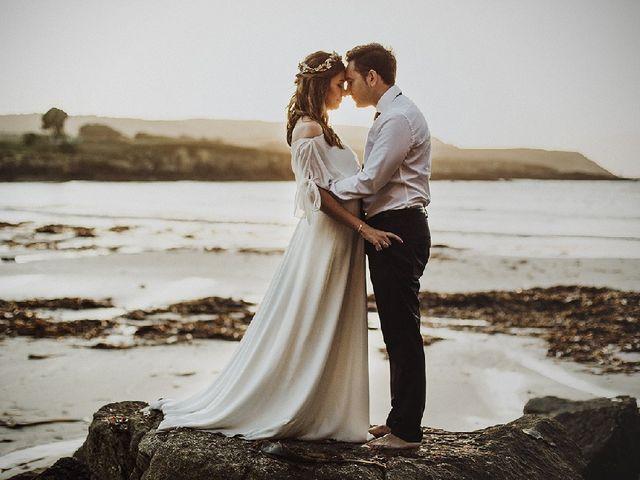 La boda de Samuel  y Raquel  en Santiago De Compostela, A Coruña 20