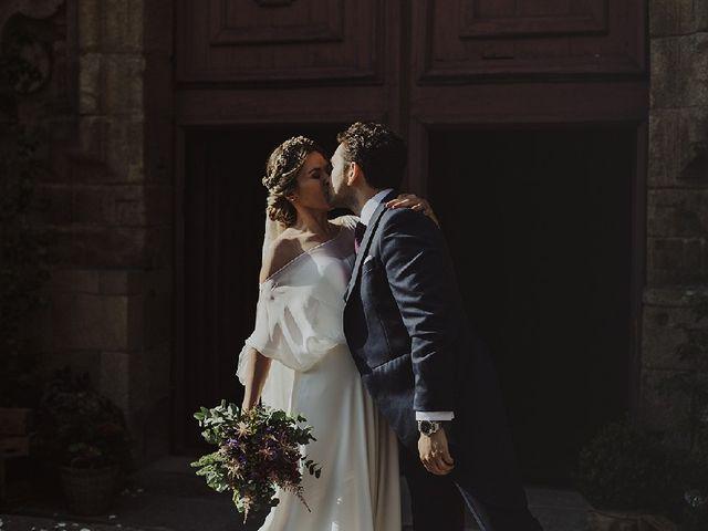 La boda de Samuel  y Raquel  en Santiago De Compostela, A Coruña 38