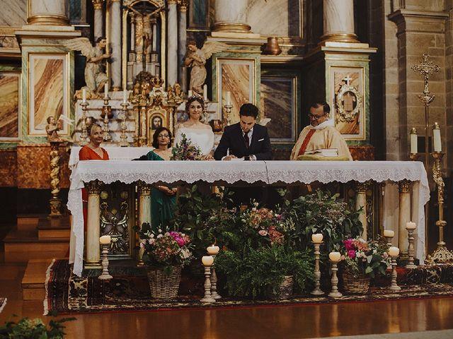 La boda de Samuel  y Raquel  en Santiago De Compostela, A Coruña 39
