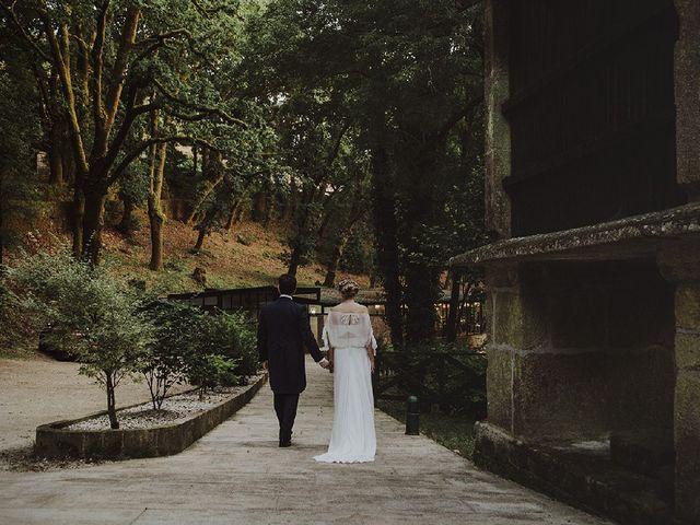 La boda de Samuel  y Raquel  en Santiago De Compostela, A Coruña 48