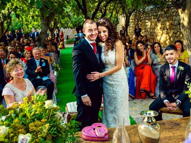 La boda de Amina y Juanjo
