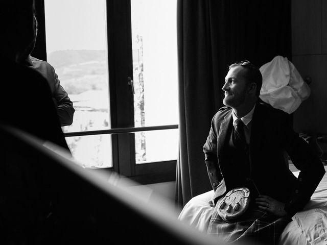 La boda de Nate y Linda en Elciego, Álava 4