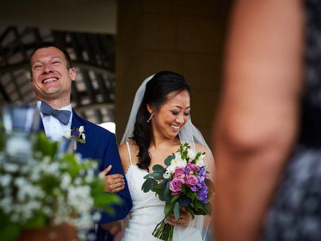 La boda de Nate y Linda en Elciego, Álava 13