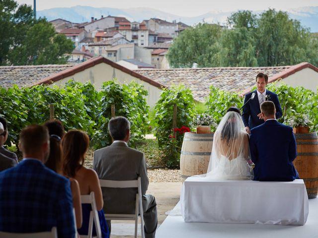La boda de Nate y Linda en Elciego, Álava 17