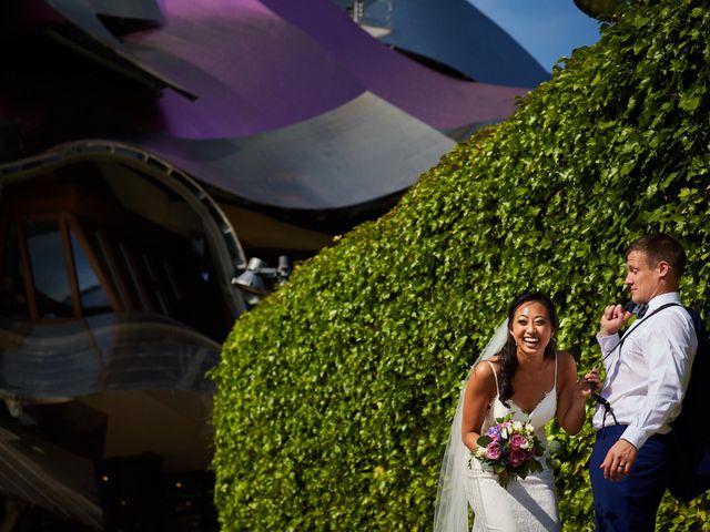La boda de Nate y Linda en Elciego, Álava 25