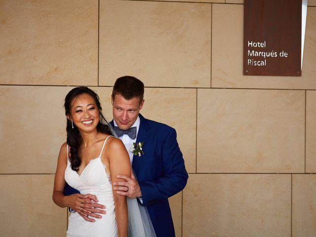 La boda de Nate y Linda en Elciego, Álava 28