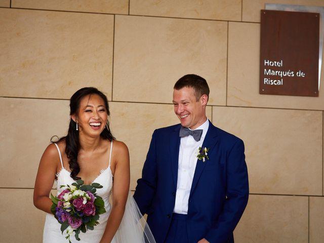 La boda de Nate y Linda en Elciego, Álava 29