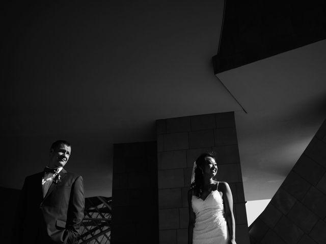 La boda de Linda y Nate