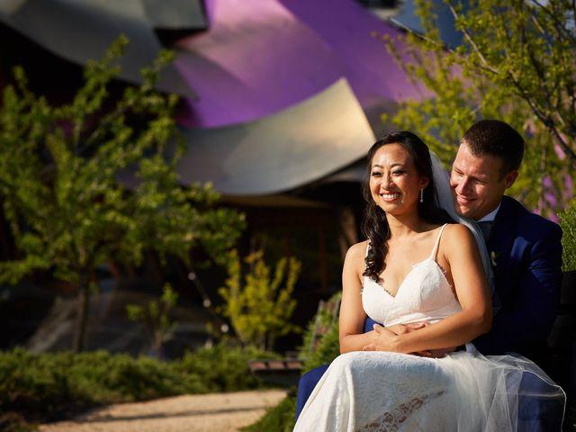La boda de Nate y Linda en Elciego, Álava 34