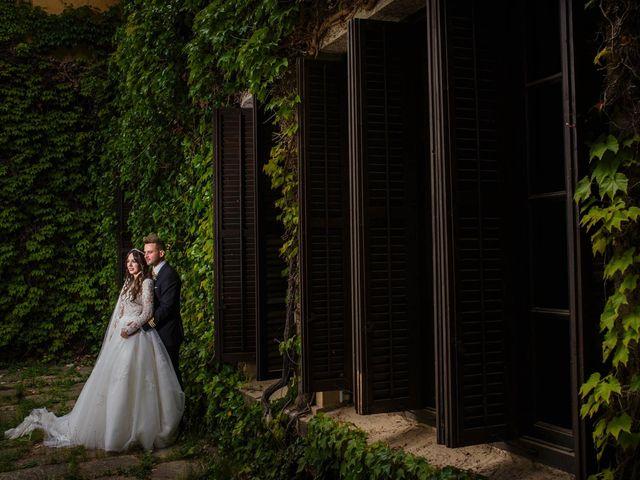 La boda de Bea y Olivier