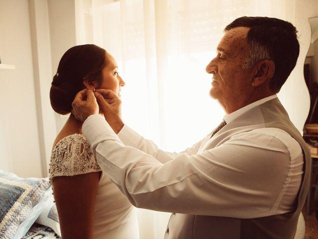 La boda de Isacc y Laura en Chiclana De La Frontera, Cádiz 13