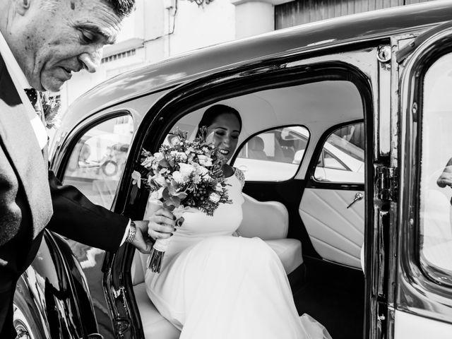 La boda de Isacc y Laura en Chiclana De La Frontera, Cádiz 20