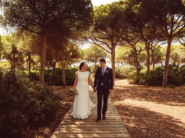 La boda de Isacc y Laura en Chiclana De La Frontera, Cádiz 39