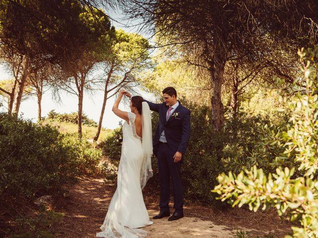 La boda de Isacc y Laura en Chiclana De La Frontera, Cádiz 40