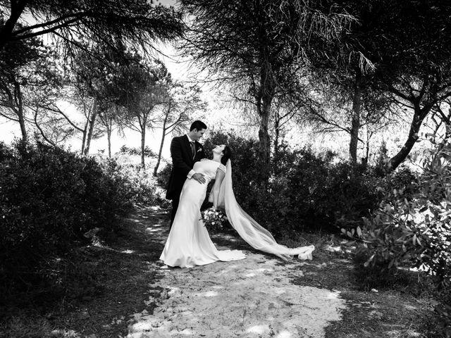La boda de Isacc y Laura en Chiclana De La Frontera, Cádiz 41