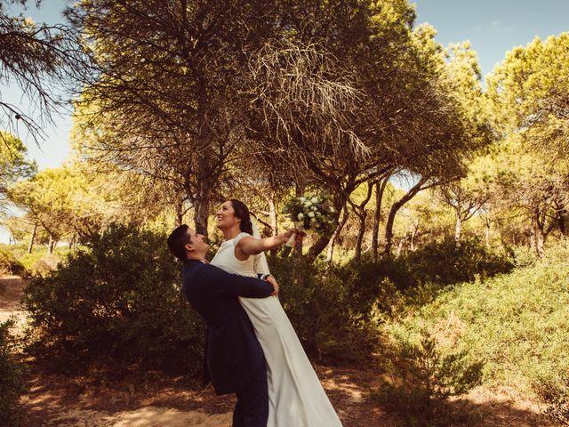 La boda de Isacc y Laura en Chiclana De La Frontera, Cádiz 42