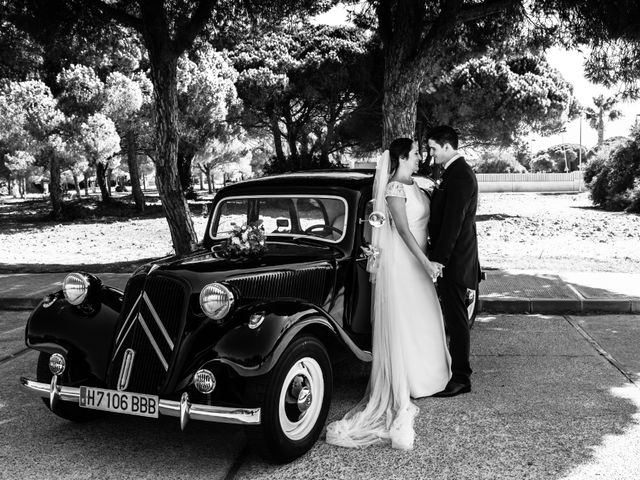 La boda de Isacc y Laura en Chiclana De La Frontera, Cádiz 46