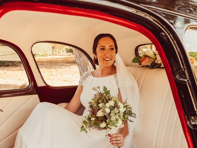 La boda de Isacc y Laura en Chiclana De La Frontera, Cádiz 47