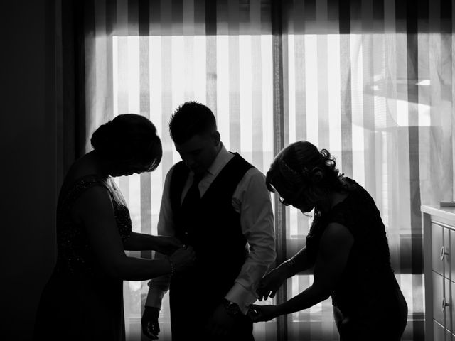 La boda de Adrian y Joana en Madrid, Madrid 6