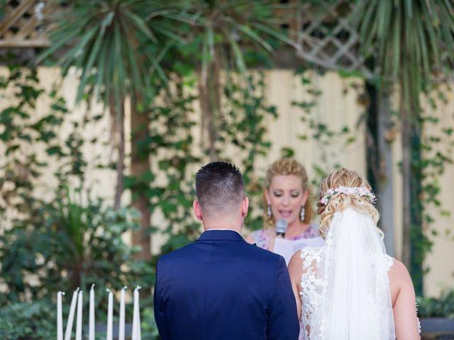 La boda de Adrian y Joana en Madrid, Madrid 37