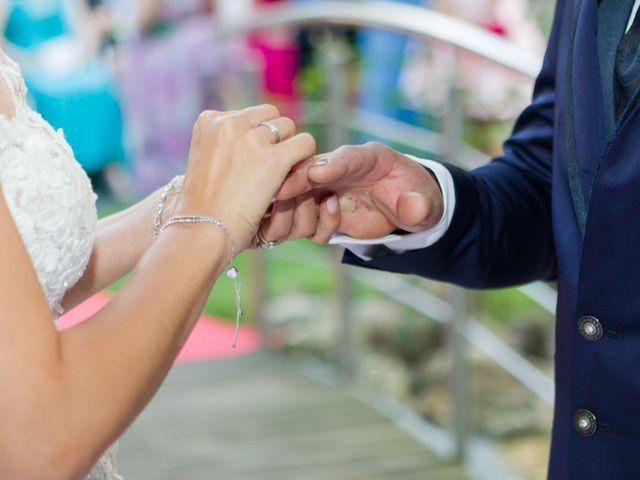 La boda de Adrian y Joana en Madrid, Madrid 43