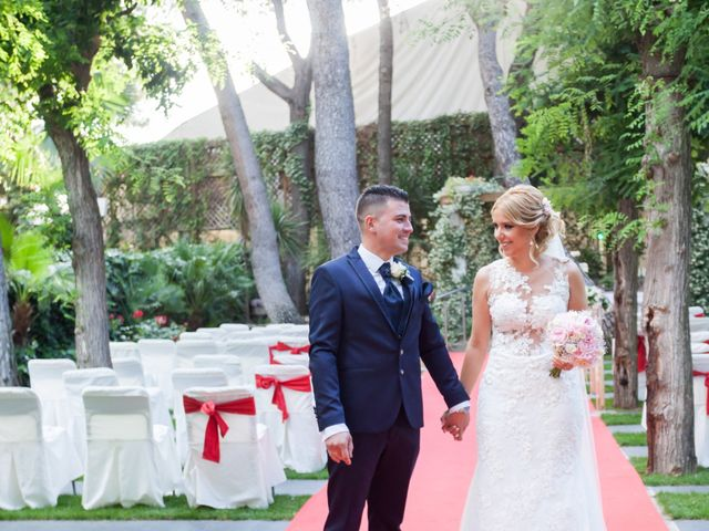 La boda de Adrian y Joana en Madrid, Madrid 45