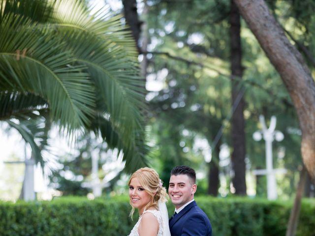 La boda de Adrian y Joana en Madrid, Madrid 49