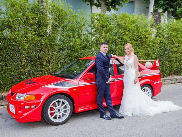 La boda de Adrian y Joana en Madrid, Madrid 59
