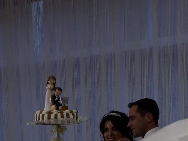 La boda de Carlos y Ainhoa en Chinchon, Madrid 1