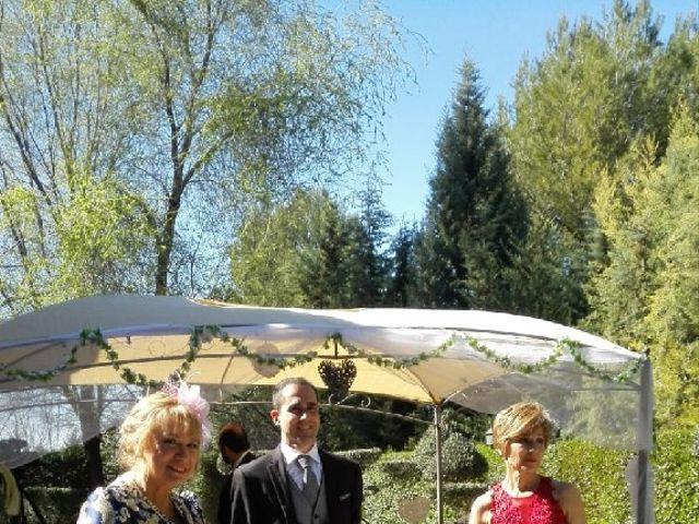 La boda de Carlos y Ainhoa en Chinchon, Madrid 2