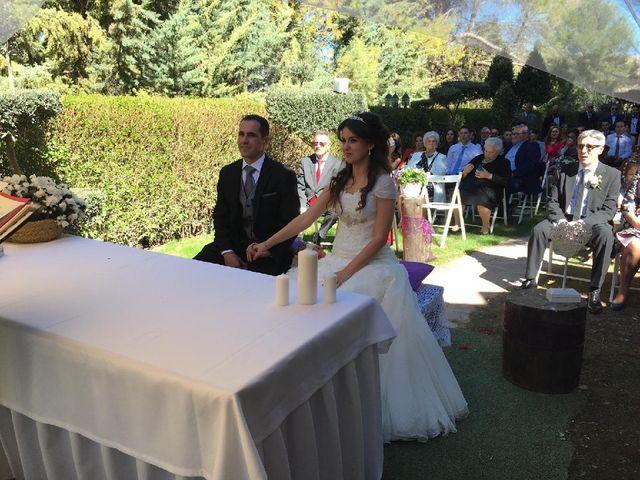 La boda de Ainhoa y Carlos
