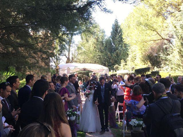 La boda de Carlos y Ainhoa en Chinchon, Madrid 4