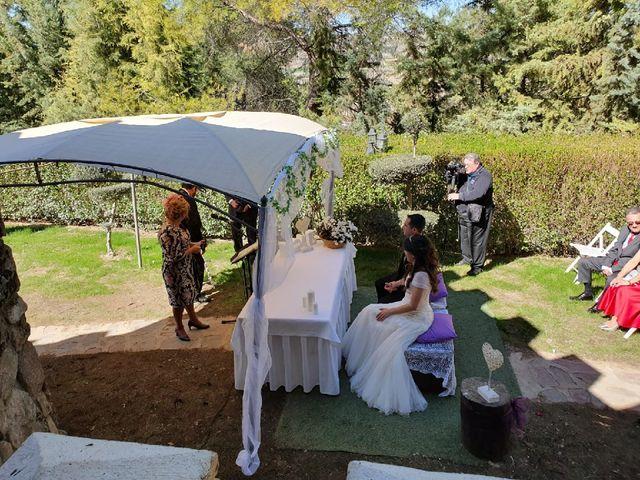 La boda de Carlos y Ainhoa en Chinchon, Madrid 5