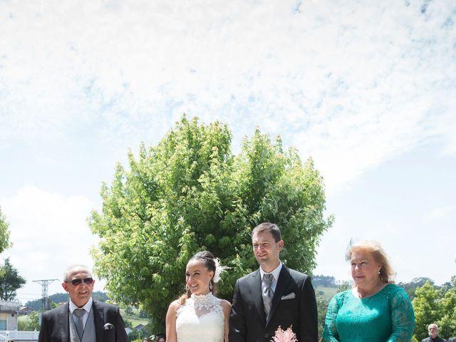La boda de Oscar y María en Puente Arce, Cantabria 5
