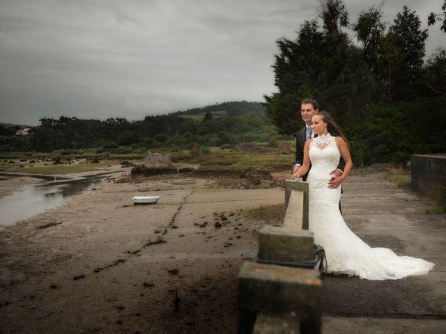 La boda de Oscar y María en Puente Arce, Cantabria 11
