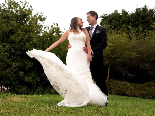 La boda de Oscar y María en Puente Arce, Cantabria 12