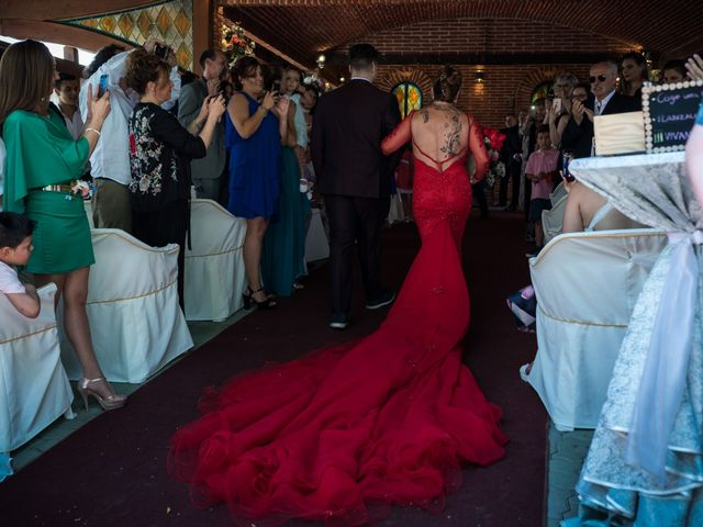 La boda de Luciano y Susana en Alcalá De Henares, Madrid 9