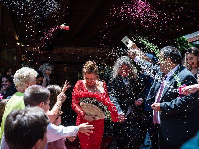 La boda de Susana y Luciano