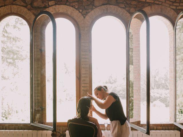 La boda de Carlos y Gemma en Arbucies, Girona 15