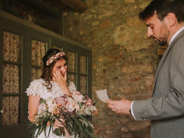 La boda de Carlos y Gemma en Arbucies, Girona 36
