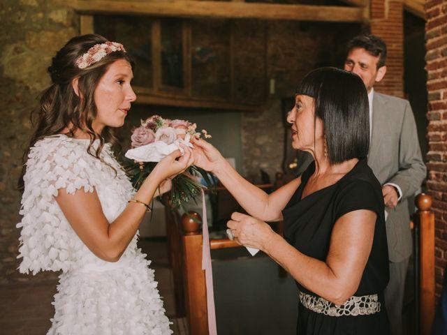 La boda de Carlos y Gemma en Arbucies, Girona 37