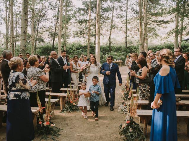 La boda de Carlos y Gemma en Arbucies, Girona 53