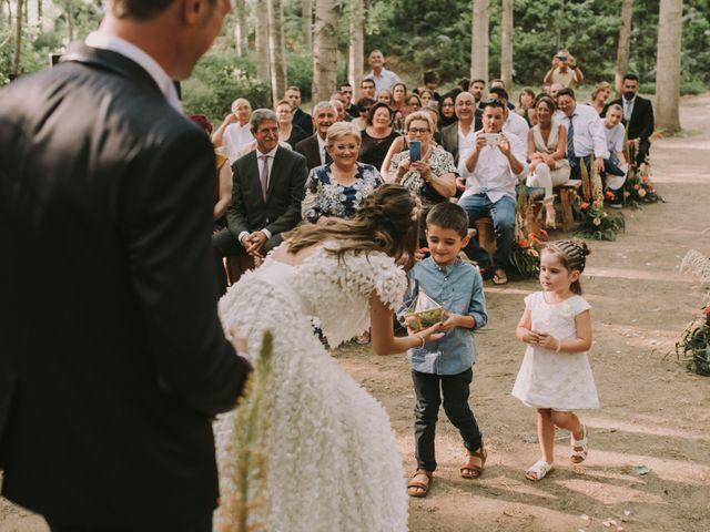 La boda de Carlos y Gemma en Arbucies, Girona 54