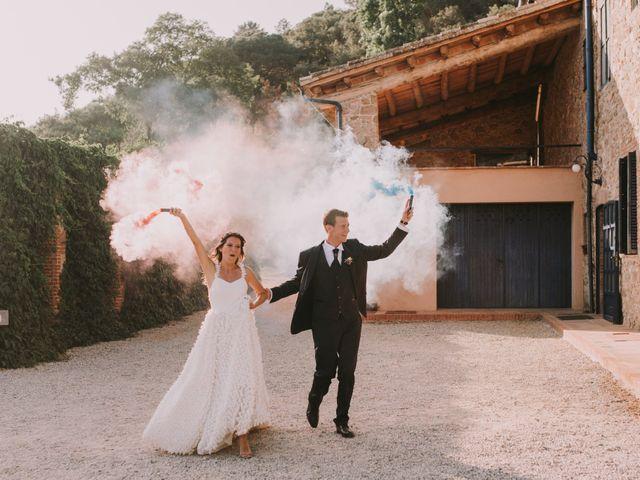 La boda de Carlos y Gemma en Arbucies, Girona 60