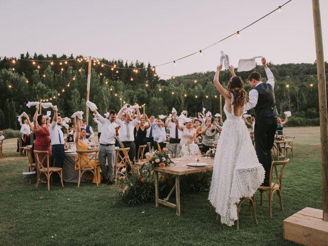 La boda de Carlos y Gemma en Arbucies, Girona 74