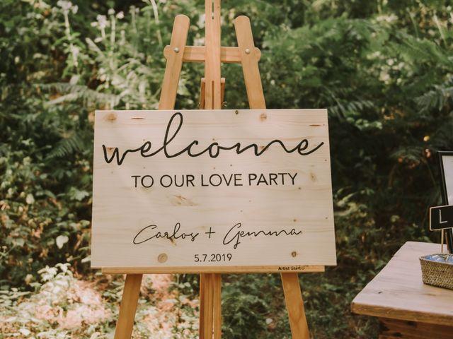 La boda de Carlos y Gemma en Arbucies, Girona 47