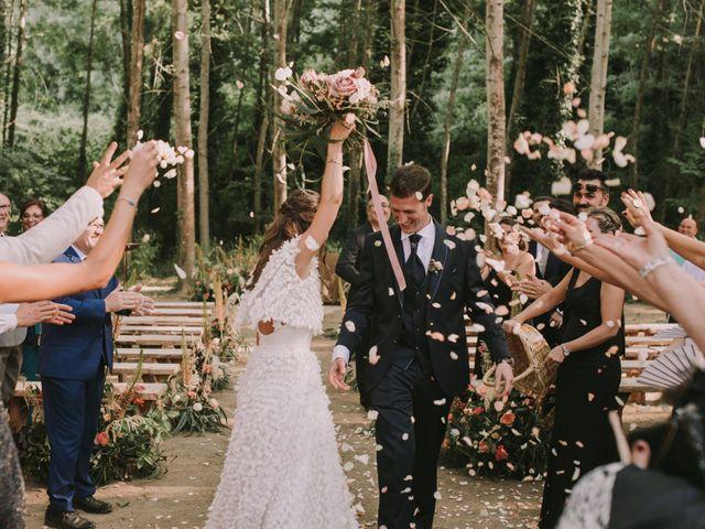 La boda de Carlos y Gemma en Arbucies, Girona 55