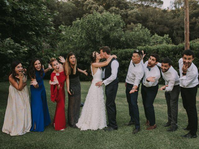 La boda de Carlos y Gemma en Arbucies, Girona 67